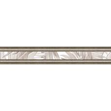 бордюр Бонита бел/коричн 80*500 BWU54BNT004