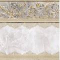 вставка Исида бел/корич 418*418 DFU03ISI004