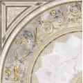 вставка Исида белый/корич 418*418 DFU03ISI024