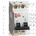 Выключатель-автомат  2P 32А  EKF