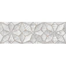 Декор JENNYFER  белый/серый 24,6 * 74 DWU12JNF27R
