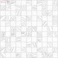 мозаик IRMA белый/белый 300*300 MWU30RMA000
