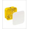 Коробка распр Schneider СП КР IP20 100х100х50 г/картон