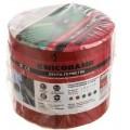 Лента самоклеющ герметизирующая красный10см/3м