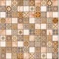 Орнелла  арт-мозаика коричн 5032-0199