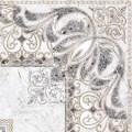 вставка PARETO белый/серый 610*610 DFU04PTO027