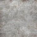 Плитка Поинт серый 418*418 TFU03PNT707 1,747