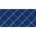 плитка SALVIA синий/белый 249*500 TWU09SVA300 1,370