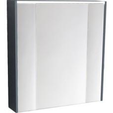 Зеркало-шкаф RONDA 80 с подсвет/ 80*78*14,5/
