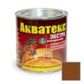 Акватекс - экстра 0,8л орех