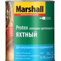 Лак яхтный п/матовый 0.75л Маршалл Протек