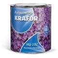 Эмаль НЦ-132 Krafor синяя 1,7кг