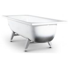 Ванна стальная эмал.150*70 НОВОСТРОЙ с ножками