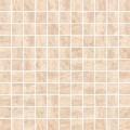 Декор Травертин Фонтан мозаик бел/кор 30*30 TR-M1-CR