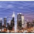 Панно Нью-Йорк из 2х пл. 498*500 пн104