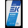 Шпаклевка гипсовая ЕК К-200 (25кг) 40м