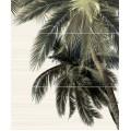 Панно Дель маре пальма из 3х пл. PWU09DLM2