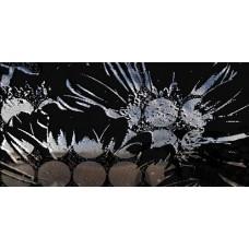 Вставка Дива серый/черный 249*500 вс9дв722