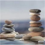 Панно Плессо камни 498*500 из 2х пл  PWU09PLS1