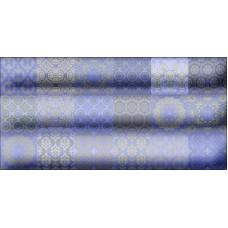 Плитка Фрейя на синем синяя 500*249 по9фр303 1,370