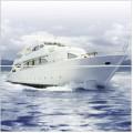Панно Яхта из 2 пл. 498*500 пн9ят2