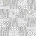 Плитка Кватро белый/серый 417*417 пг3КВ007 (1,747)