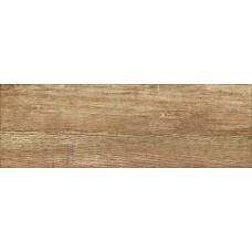 Плитка Ника белый/коричневый 600*200 по11нк004 1,68
