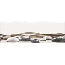 Вставка Айленд камни бел/корич 600*200 вс11ад024