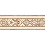 Вставка Альба коричн/коричневый 600*200  DWU11ALB424