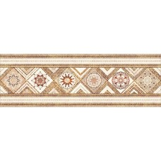 Вставка Альба коричн/коричневый 600*200 вс11аб424