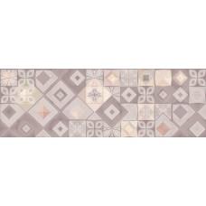Вставка Ариана серый/серый 600*200 DWU11ARI707