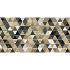 Вставка Голден черн/золот 249*500 DWU09GLD238