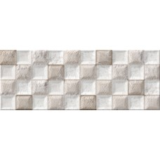 Плитка ЭТНО белый/коричневый 400*150 TWU06ETH004 6 1,2м2 1сорт
