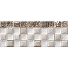 Плитка ЭТНО белый/коричневый 400*150 TWU06ETH024 1,2м2 1 сорт