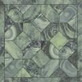 Плитка Малахит на зел зел 304*304 пг1мх101 (1,479)