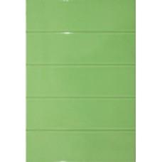 Плитка Мидори зеленая 249*364 по7ми100 А