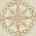 Панно Солярис из 4-х плиток коричневый пнп381к
