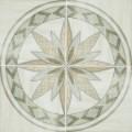 Панно Солярис из 4-х плиток зеленый пнп3813