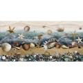 Вставка Ривьера песок галька 249*500 DWU09RVR004