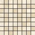 Декор Тэфра Орден мозаик бел/корич 30*30 TF-M1-BG